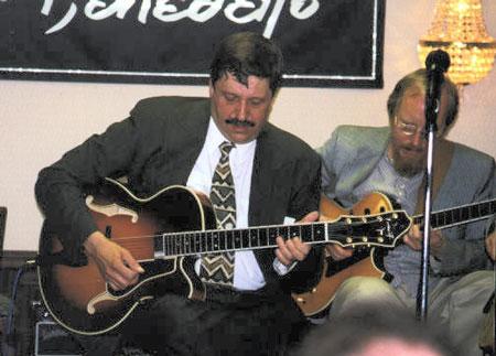 Gerry Beaudoin & Adrian Ingram