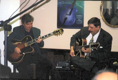 Jack Wilkins & Gerry Beaudoin