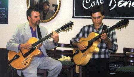 Andy MacKenzie & Frank Vignola