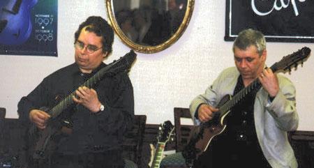 Howard Alden & Jimmy Bruno