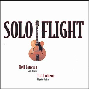 Neil Janssen - Solo Flight