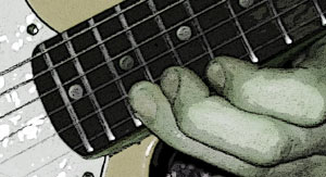 jazz guitar soloing