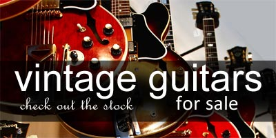 Vintage Guitars for Sale